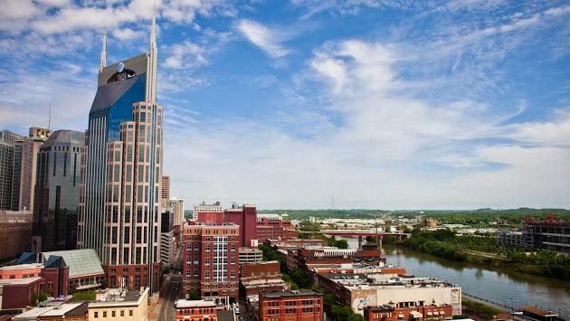 skyline nashville business booming
